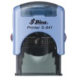 S-841 New Printer Line MODRÁ (26x10mm)