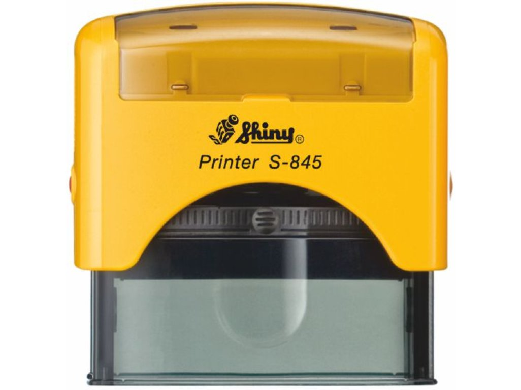 S-844 New Printer Line ŽLUTÁ (58x22mm)