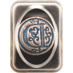 "WSZ-004 Hotový motiv ""D"" Personal Seal"