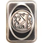 """WSZ-011 Hotový motiv """"K"""" Personal Seal"""