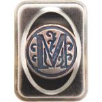 """WSZ-013 Hotový motiv """"M"""" Personal Seal"""