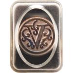 """WSZ-022 Hotový motiv """"V"""" Personal Seal"""