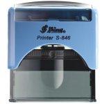 S-846 New Printer Line MODRÁ (65x27mm)