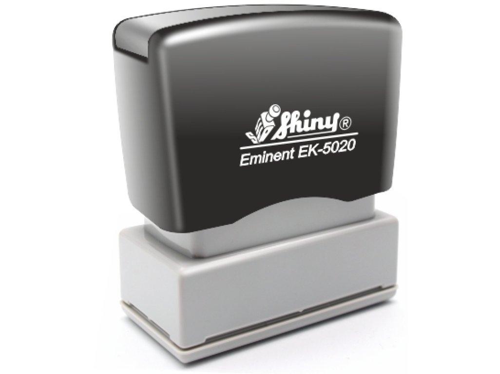 EK-5020 Eminent Line ČERNÁ (50x20mm)
