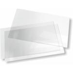 Plexisklo čiré 5mm Materiály pro výrobu (600x300mm)