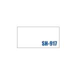 SH-917 ABS deska BÍLÁ/MODRÁ (122x61cm, tl. 1,6mm)