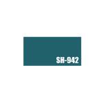 SH-942 ABS deska MODROZELENÁ/BÍLÁ (122x61cm, tl. 1,6mm)