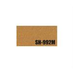 SH-992M ABS deska TM.ZLATÁ_MAT/ČERNÁ (122x61cm, tl. 1,6mm)
